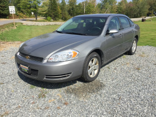 2008 CHEVY IMPALA NICE CLEAN CAR V6 AUTO