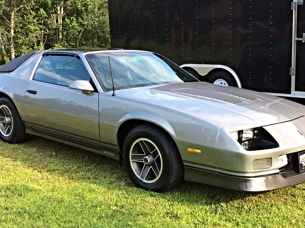 1984 CHEVY CAMARO CLEAN!! 38,000 ORIGINAL MILES!!!!!!